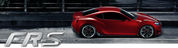 The 2013 Scion FR-S at Elk Grove Toyota