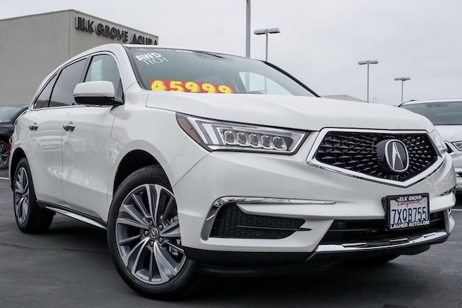2018 Acura MDX V6 SH-AWD with Technology Package SUV