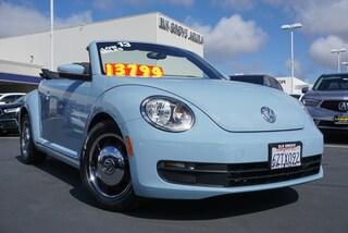2013 Volkswagen Beetle 2.5L Convertible