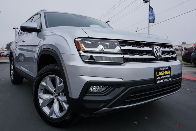 2019 volkswagen atlas 3.6l v6 se for sale in elk grove at a