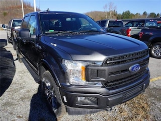 2019 Ford F-150 XLT 4x4 SuperCrew Cab Styleside 6.5 ft. box 157 in
