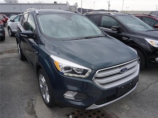 2019 Ford Escape Titanium 4x4