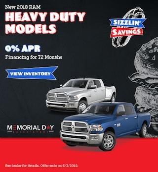 2018 RAM Heavy Duty - APR