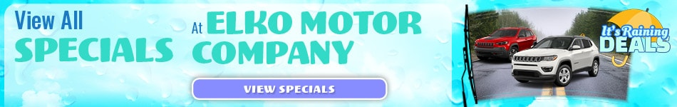 View All Specials