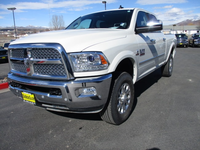 2016 Ram 3500 Laramie Truck Crew Cab