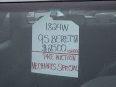 1995 Chevrolet Beretta Base Coupe