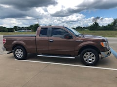 2012 Ford F-150 2WD Supercab 145 XLT Extended Cab Pickup