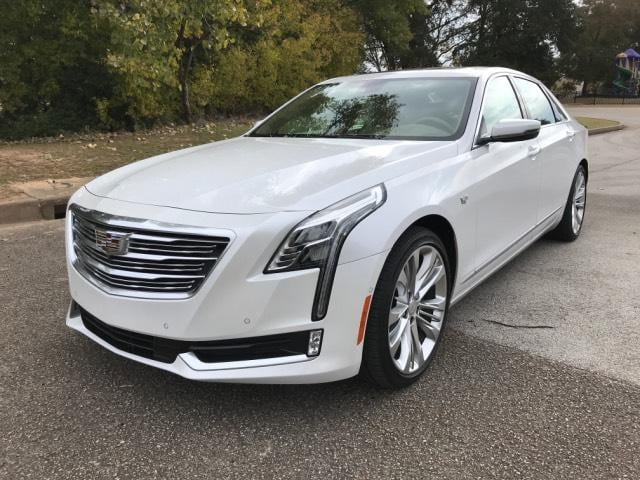 2017 Cadillac CT6 4dr Sdn 3.0L Turbo Platinum AWD Car