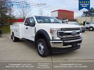 2021 Ford F-450 Chassis Truck Super Cab