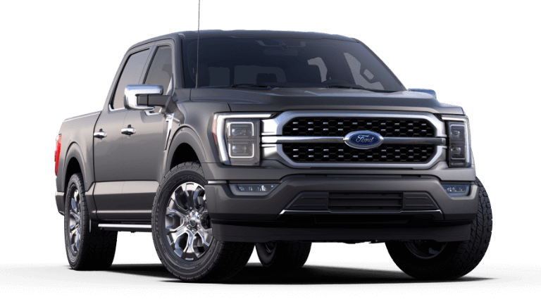 2021 Ford F-150 Platinum - Carbonized Gray