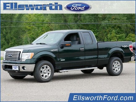 2012 Ford F-150 4WD Supercab 145 XLT Truck