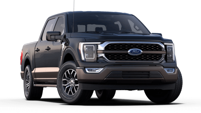 2021 Ford F-150 King Ranch - Agate Black