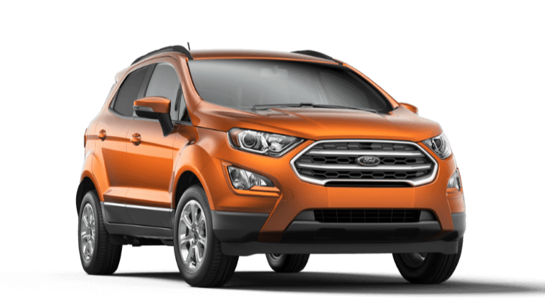 2020 Ford EcoSport SE - Canyon Ridge Orange