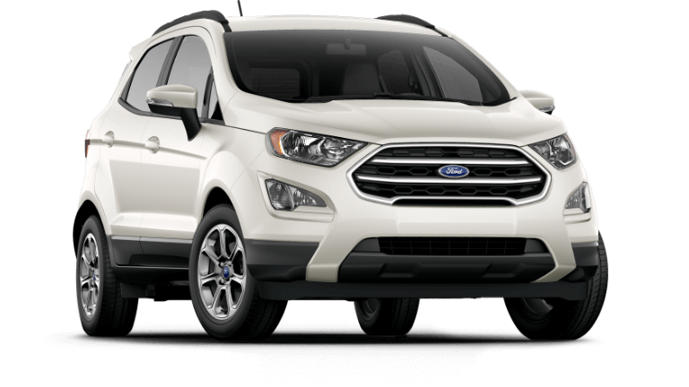 2020 Ford EcoSport SE - Diamond White