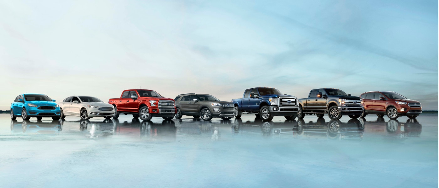 2020 Ford Lineup