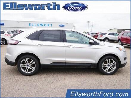 2016 Ford Edge Titanium AWD SUV