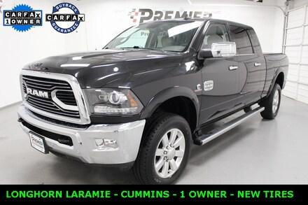 2018 Ram 2500 Laramie Longhorn Truck