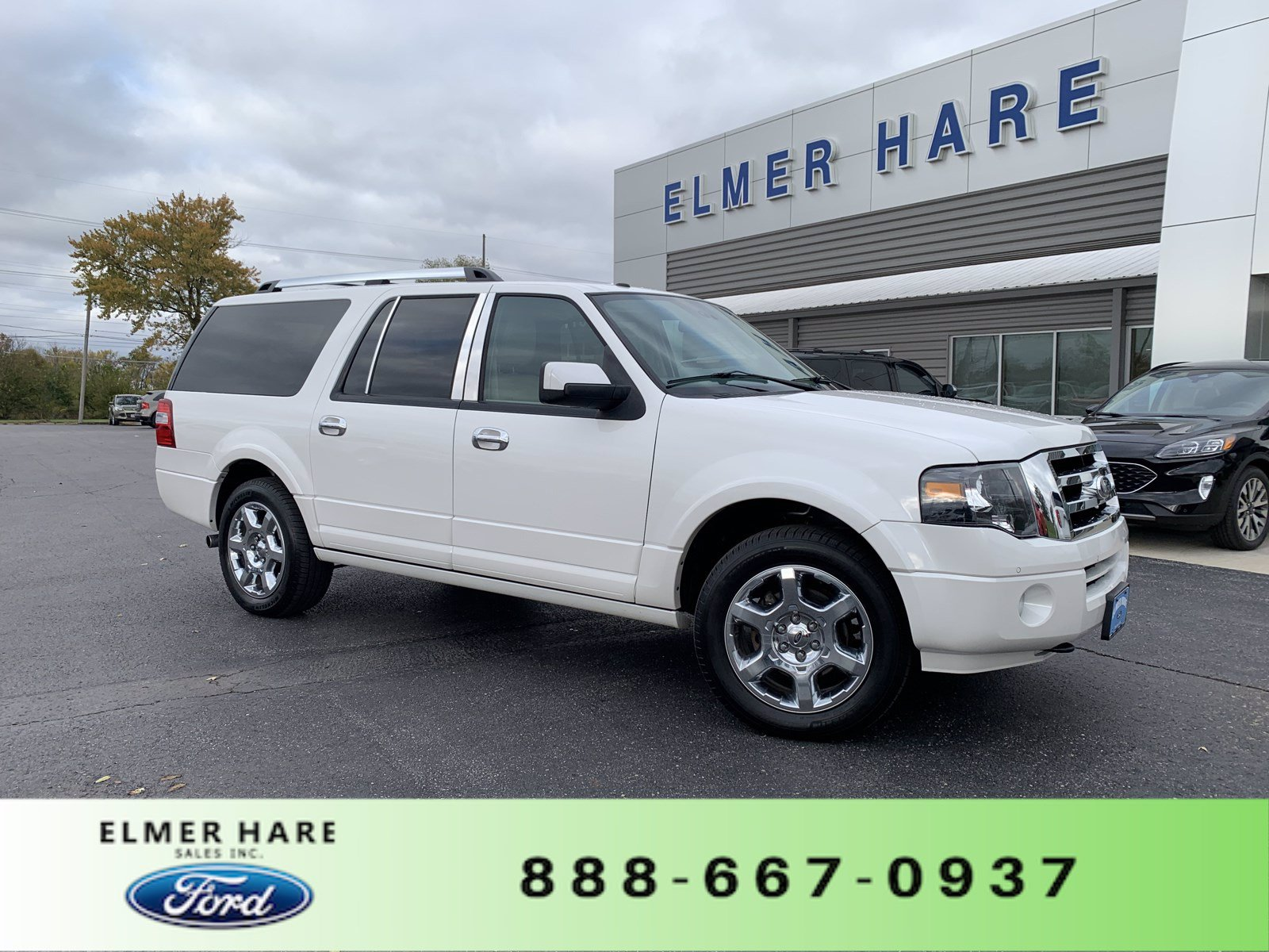 2013 Ford Expedition EL Limited 4x4