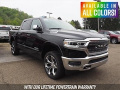 New 2019 Ram 1500 LIMITED CREW CAB 4X4 5'7 BOX Crew Cab for sale in Wheeling, WV