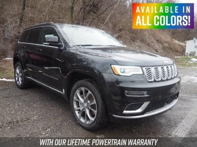 New 2019 Jeep Grand Cherokee SUMMIT 4X4 For Sale | Wheeling WV