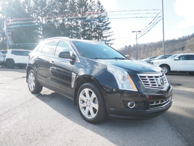 Used 2015 Cadillac SRX Performance SUV for sale in Wheeling, WV near St. Clairsville OH