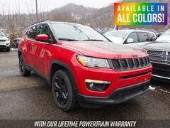 New 2019 Jeep Compass ALTITUDE 4X4 Sport Utility for sale in Triadelphia, WV near Pittsburgh