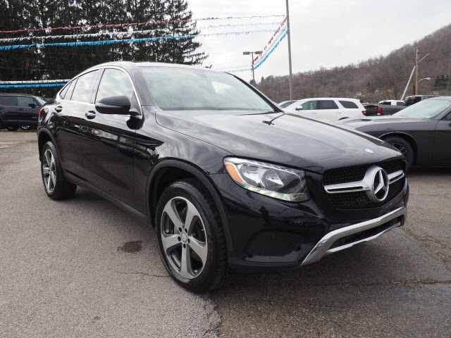 2017 Mercedes-Benz GLC GLC 300 Coupe SUV