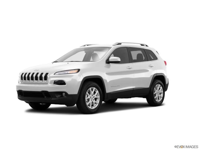 Used 2016 Jeep Cherokee Latitude SUV for sale in Wheeling, WV near St. Clairsville OH