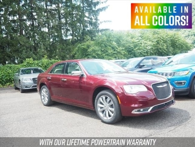 New 2019 Chrysler 300 LIMITED AWD Sedan for sale or lease in Wheeling, WV near St. Clairsville, OH