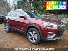 New  2019 Jeep Cherokee LIMITED 4X4 Sport Utility for sale in Wheeling, WV