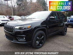 New  2019 Jeep Cherokee ALTITUDE 4X4 Sport Utility Glen dale