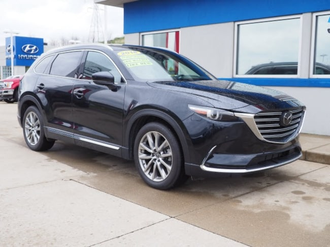 Used 2018 Mazda CX-9 Grand Touring SUV for sale in Wheeling, WV near St. Clairsville OH