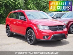 New 2018 Dodge Journey SXT AWD Sport Utility for sale or lease in Wheeling, WV near St. Clairsville, OH