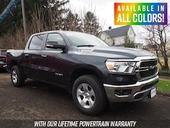 New  2019 Ram 1500 BIG HORN / LONE STAR CREW CAB 4X4 5'7 BOX Crew Cab Glen dale