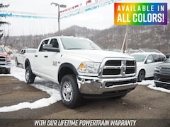 New 2018 Ram 2500 TRADESMAN CREW CAB 4X4 6'4 BOX Crew Cab for sale or lease in Wheeling, WV near St. Clairsville, OH