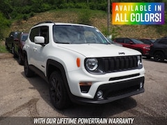 New 2019 Jeep Renegade ALTITUDE 4X4 Sport Utility for sale or lease in Wheeling, WV near St. Clairsville, OH