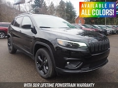 New  2019 Jeep Cherokee ALTITUDE 4X4 Sport Utility for sale in Wheeling, WV