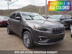 New  2019 Jeep Cherokee HIGH ALTITUDE 4X4 Sport Utility for sale in Wheeling, WV