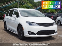 New 2019 Chrysler Pacifica TOURING PLUS Passenger Van for sale or lease in Wheeling, WV near St. Clairsville, OH