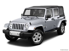 Used 2014 Jeep Wrangler Unlimited Sahara SUV for sale in Wheeling, WV near St. Clairsville OH