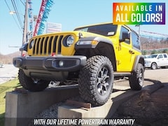 New 2019 Jeep Wrangler RUBICON 4X4 Sport Utility for sale or lease in Wheeling, WV near St. Clairsville, OH