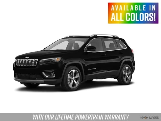 New 2019 Jeep Cherokee TRAILHAWK 4X4 Sport Utility for sale or lease in Wheeling, WV near St. Clairsville, OH