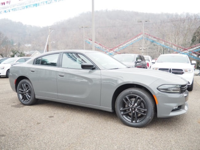 New 2019 Dodge Charger SXT AWD For Sale | Wheeling WV