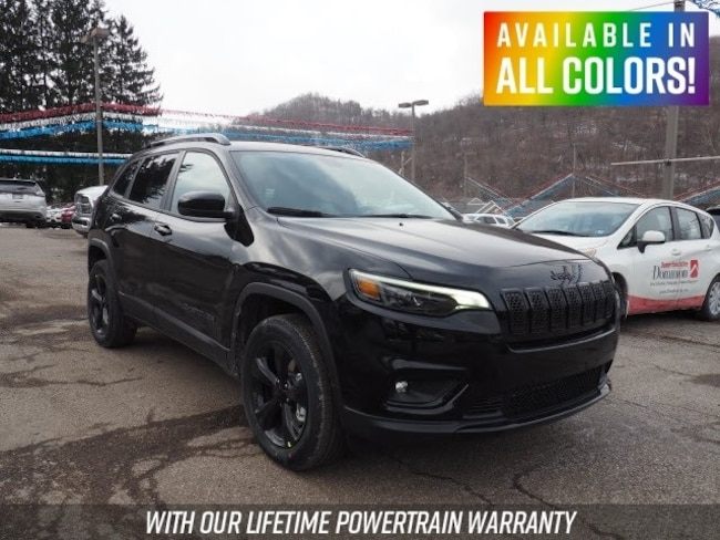 Jeep Cherokee Sport For Sale >> New 2019 Jeep Cherokee Altitude 4x4 For Sale Wheeling Wv