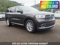 New 2019 Dodge Durango SXT AWD Sport Utility for sale or lease in Wheeling, WV near St. Clairsville, OH
