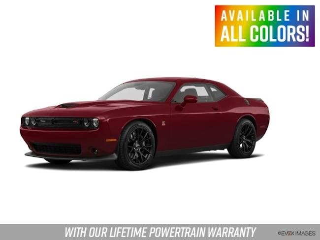 New 2019 Dodge Challenger R/T SCAT PACK Coupe for sale or lease in Wheeling, WV near St. Clairsville, OH