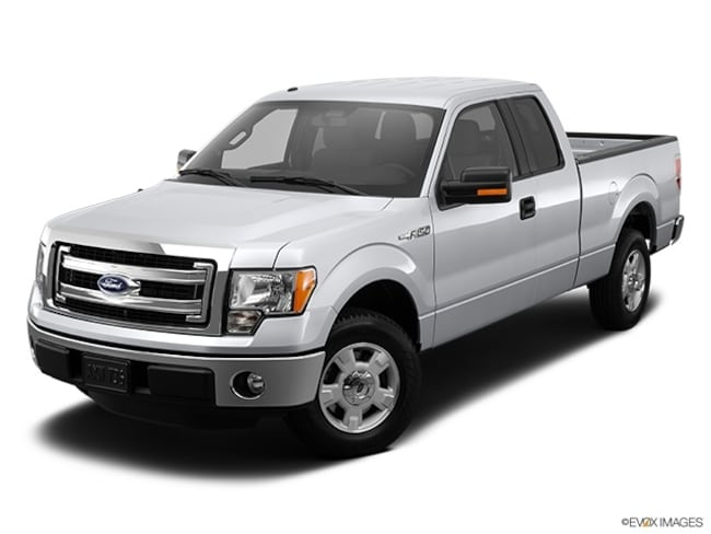 Used 2014 Ford F-150 XLT Truck for sale in Wheeling, WV near St. Clairsville OH