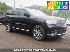 New 2019 Dodge Durango SXT PLUS AWD Sport Utility for sale or lease in Wheeling, WV near St. Clairsville, OH