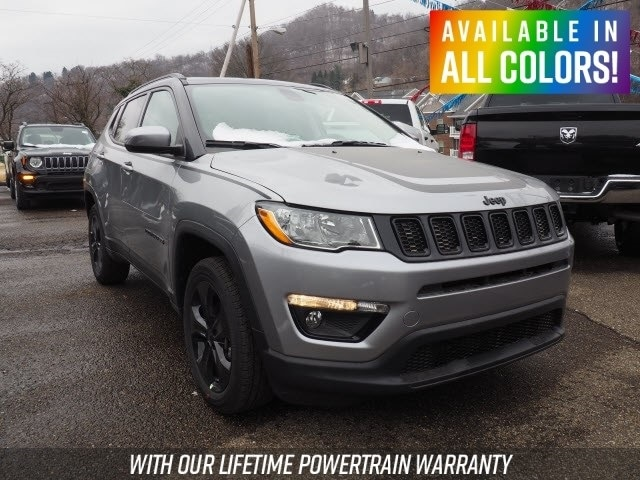 2018 Jeep Compass: Changes, Powertrains, Price >> New 2018 2019 Jeep Compass For Sale In Wheeling Wv Elm