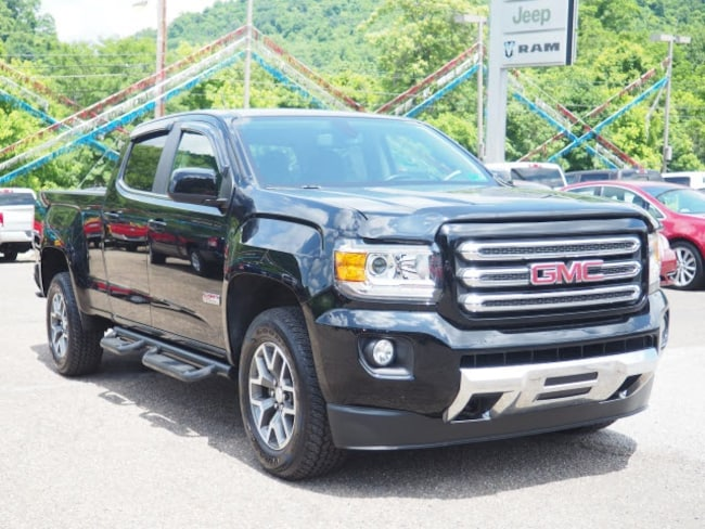 Used 2016 GMC Canyon SLE1 Truck for sale in Wheeling, WV near St. Clairsville OH